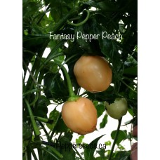 Aji Fantasy Pepper Peach