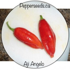Aji Angelo Pepper Seeds